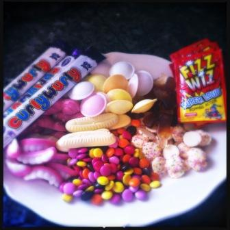 the pick n mix