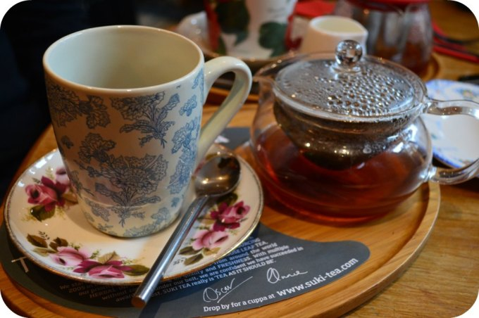 Tea at The Coven // Wigan