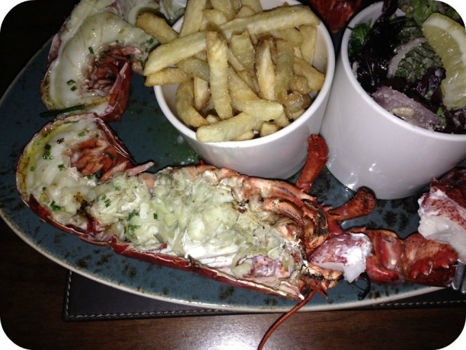 Steak and Lobster Manchester