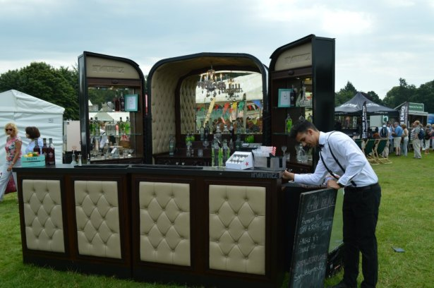 Foodies Festival // Tatton Park