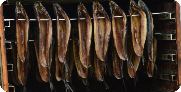 Port of Lancaster Smokehouse kippers