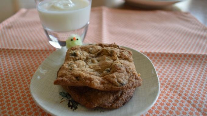 Easter Simnel Cookies