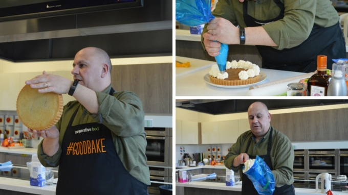 Bake Off Workshop Luis Troyano