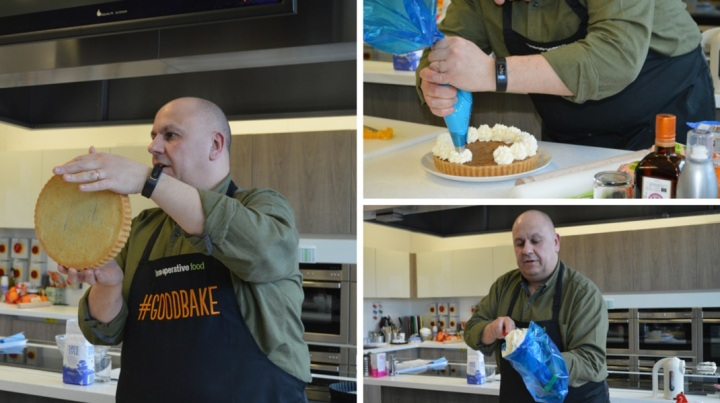 Bake Off Workshop Luis Troyano